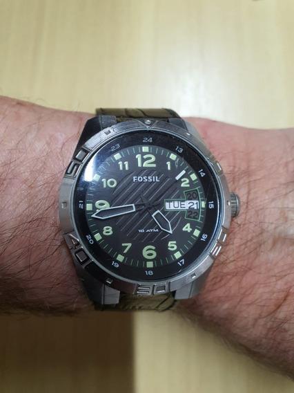Relógio Fossil Am4320 Dia & Data 100m