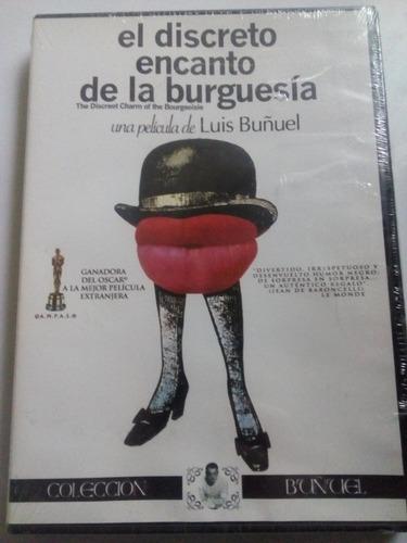Imagen 1 de 2 de El Discreto Encanto De La Burguesía Luis Buñuel Dvd Nuevo