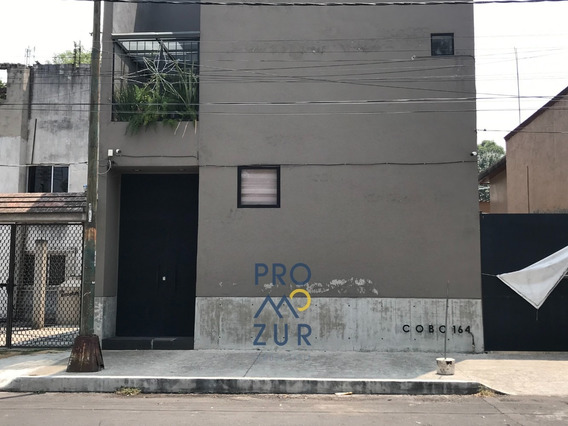 Departamento En Venta, Col. San Antonio, Azcapotzalco