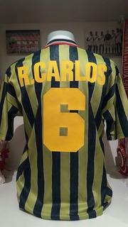 Camisa Futebol Internazionale Milão Roberto Carlos