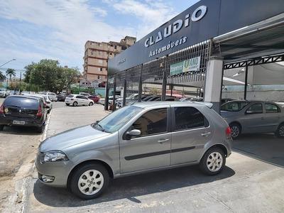 Fiat / Palio Elx 1.0 Flex Completo + Rodas De Liga Leve