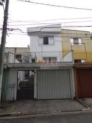 Casa Residencial À Venda, Vila Yolanda, Osasco. - Ca0076