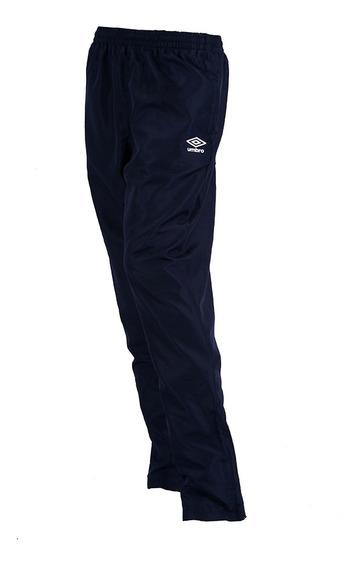 Pantalon Plano Training Aw Azul Umbro Hombre