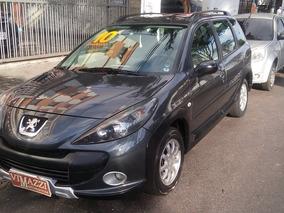 Peugeot 207 1.6 Escapade Sw 16v Flex 4p Manual 2010