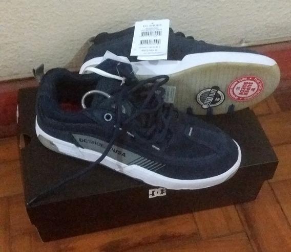 Tenis Dc Shoes Legacy 98 Slim Azul