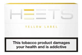 Cajetilla Heets Para Iqos Marlboro Cigarros Sin Combustion