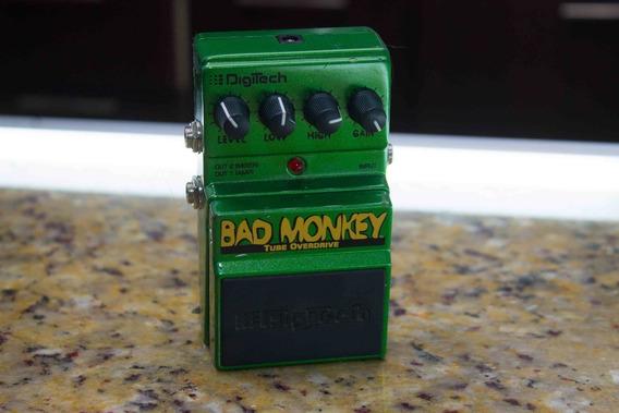 Pedal Overdrive Digitech Bad Monkey