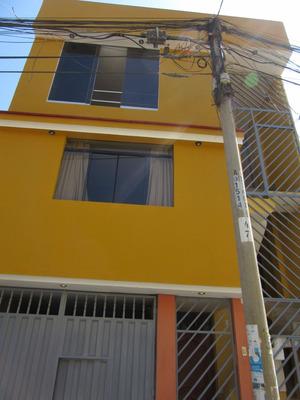 Se Alquila Departamento En San Isidro -trujillo- La Libertad