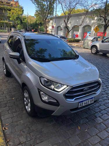 Ford Ecosport Titanium 1.5l Mt N