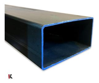 Caño Estructural 100 X 50 X 2mm De 6mts