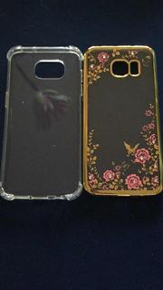 Estuche Protector Galaxy S7 Edge