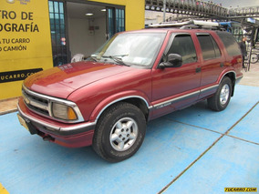 Chevrolet Blazer L