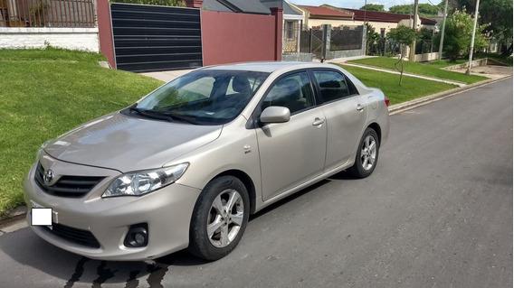 Vendo Toyota Corolla 2014 Xei Automatico L11