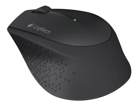 Mouse Sem Fio Logitech M280 Wireless 910-004284 - Preto