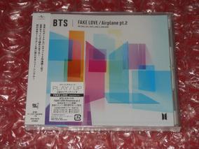 Cd Single Bts Fake Love Frete Grátis Importado Japão Album