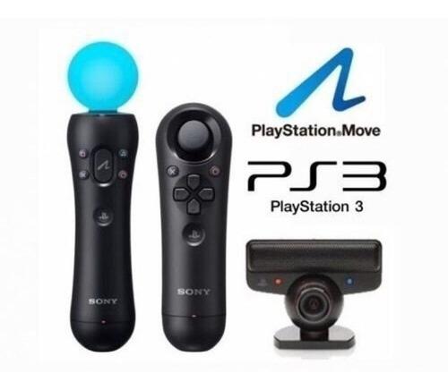 Playstation Move - Ps3