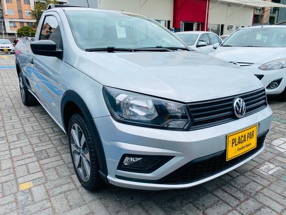 Volkswagen Saveiro Nueva 4x2 1600cc 2017