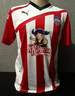 Camisa Do Time Club Deportivo Popular Junior Futbol Club S.a