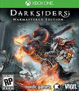 Darksiders Warmastered Editionxbox One Midia Digital