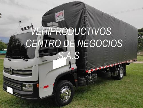Camion Volkswagen Delivery Estacas 2020