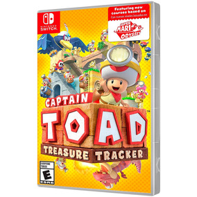 Jogo Captain Toad Treasure Tracker Nintendo Switch.