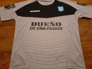 Linda Camisa De Goleiro Racing Club Da Argentina Tam G