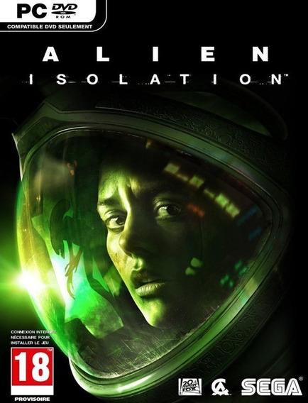 Alien Isolation Pc - Steam Key (envio Flash)