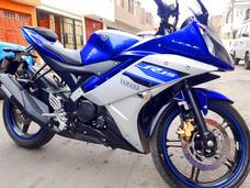 Yamaha R15 1poco Uso, Semi Nueva Inpecable Pisteras