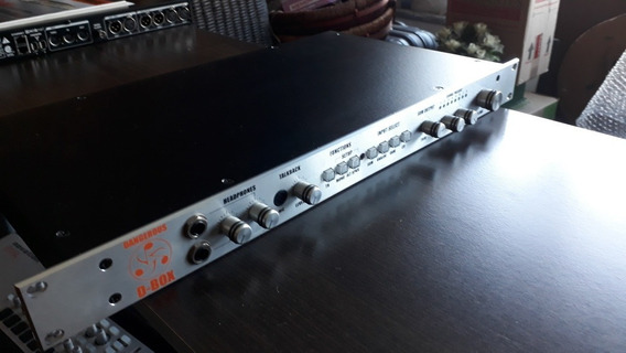 Dangerous Music D-box Analog Summing 8 Canais & Monitoração