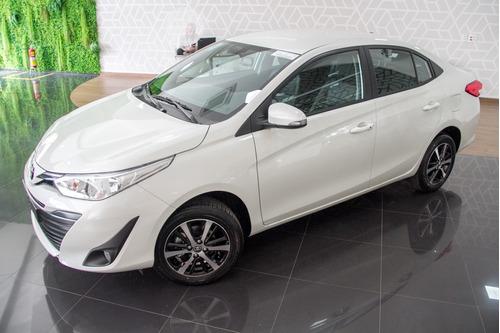 Toyota Yaris Sedan 1.5 Xs Connect Cvt (flex)