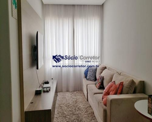 Imagem 1 de 15 de Apto 100 M² À Venda - Ed. Barcelona, Anália Franco - Apartamento A Venda No Bairro Vila Santo Estevão - São Paulo, Sp - Sc00842