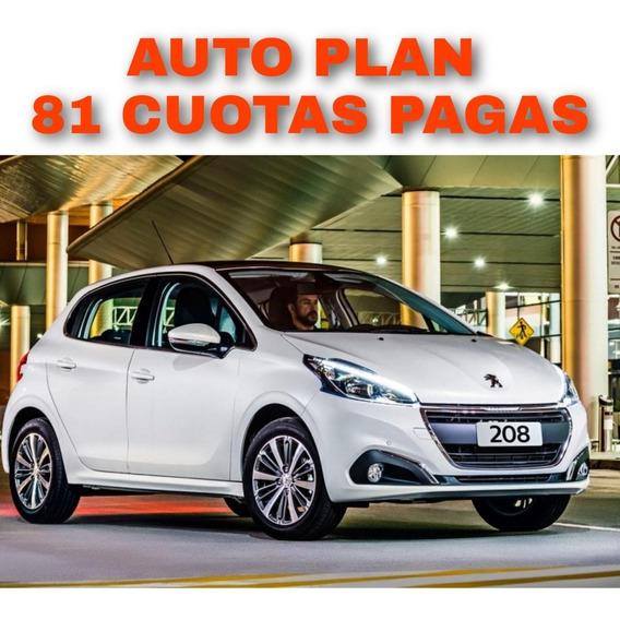 Peugeot 208 Active 1.6 115