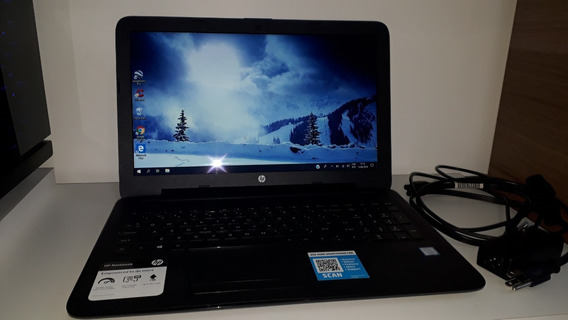 Notebook Hp Intel Core I5-7200u 8gb Tela 15,6 Touch