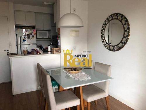 Imagem 1 de 11 de Apartamento À Venda, 60 M² Por R$ 390.000,00 - Vila Dos Remédios - São Paulo/sp - Ap6338