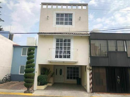 Imagen 1 de 30 de Casa En Venta Frente Al Colegio Argos, Metepec