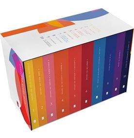 Box Livro História Literatura Ocidental Otto Maria Carpeaux