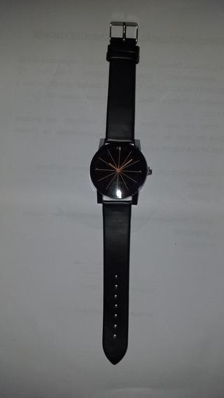 Relógio Casual Space Unissex Quartz