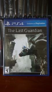 The Last Guardian El Último Guardián Ps4 Nuevo En Español