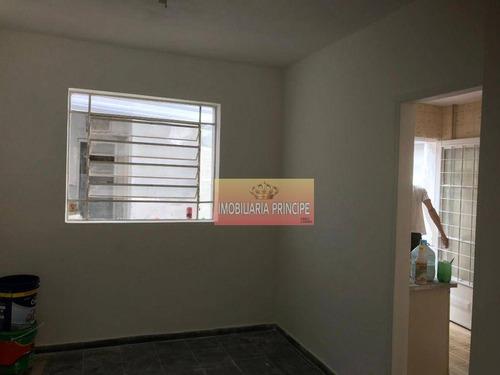 Imagem 1 de 30 de Casa Com 2 Dormitórios, 120 M² - Venda Por R$ 650.000,00 Ou Aluguel Por R$ 2.600,00/mês - Vila São Francisco - São Paulo/sp - Ca0035