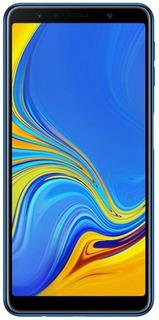Samsung Galaxy A7 2018 Bueno Azul_ Personal