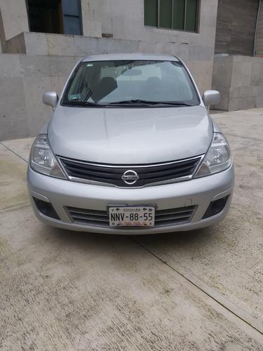 Imagen 1 de 7 de Nissan Tiida 2011 Custom Tm Aa