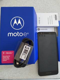 Celular Motorola E6 Nuevo!!!