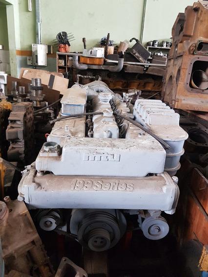 Motor Maritimo - 600 Hp - Mtu 447