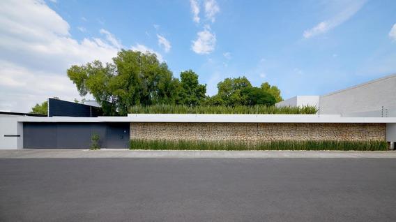 Residencia Con Arquitectura Emblemática Jardines D Pedregal