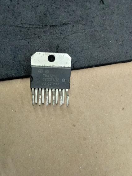 Tda 7292 Original Circuito Integrado Pacote Com 02-peças