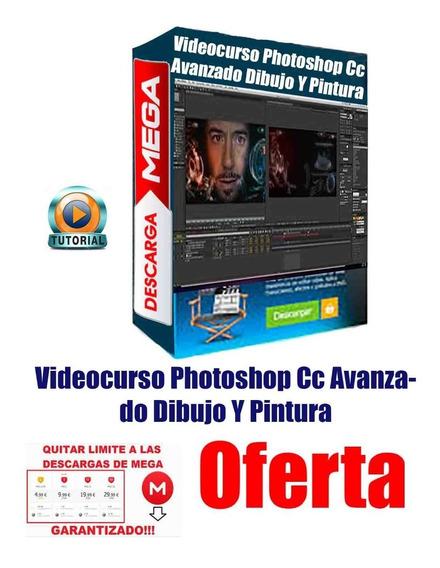 Videocurso Photoshop Cc Avanzado Dibujo Y Pintura