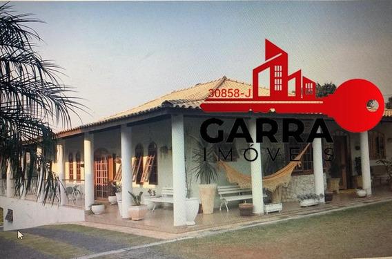 Casa Residencial Para Venda E Locação, Parque São Francisco, Itatiba. - Ca0790 - 34090043