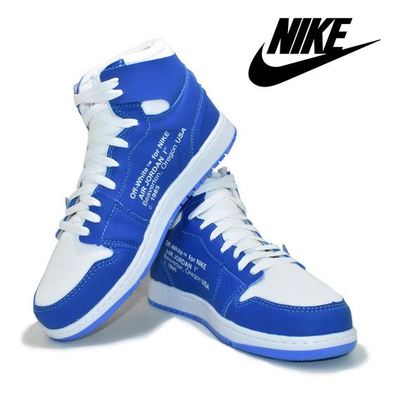 Tênis Air Jordan Off White