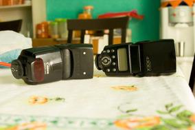 Flash Canon Speedligth 430ex