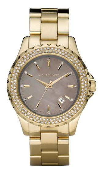 Relógio Feminino Michael Kors Mk5452 Original - Dourado